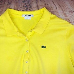 Lacoste Tops - Lacoste Piqúe Polo Shirt